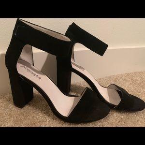 Jeffrey Campbell-Lindsay Ankle Strap Sandal